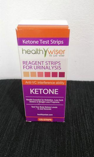 🚚 Ketone Test Strips