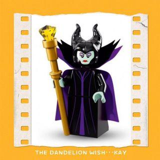 📮包平郵⭐️Lego Minifig Minifigures Series DISNEY - 71012 Maleficent