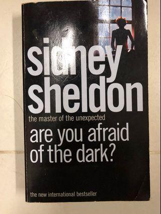 🚚 are you afraid of the dark - sidney sheldon