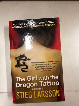 🚚 The Girl with the Dragon Tattoo