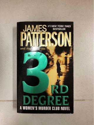 🚚 3rd Degree - James Patterson