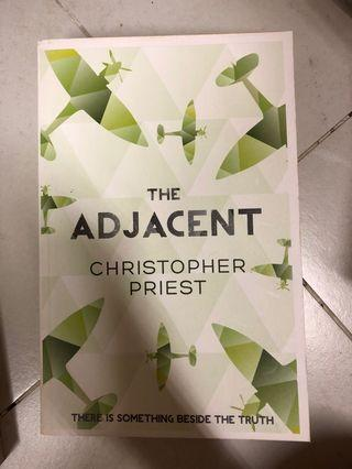 🚚 The Adjacent - Christopher Priest