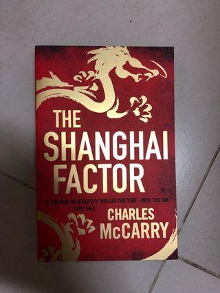 🚚 The Shanghai Factor - Charles McCarry