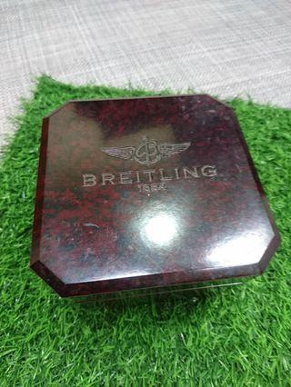 Retro Breitling Bakelite Watch Box [100% Original]