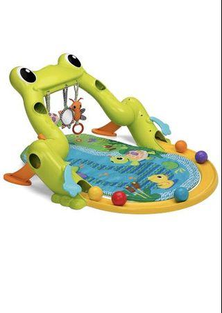 Infantino Great Leaps Gym and Ball Roller Coaster,