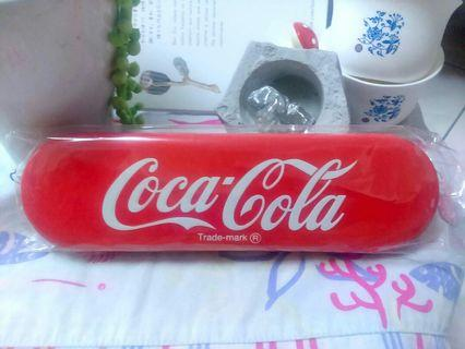 Coca cola可囗可樂鐵製收納盒  (收藏釋出)