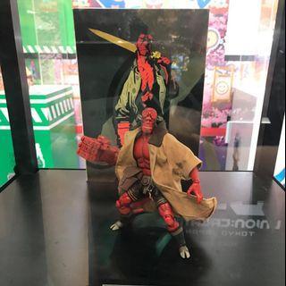 HELLBOY 日版 天魔特攻 1000toys 千值練1/12  scale action figure (Standard Japan Version)