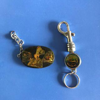 Souvenir Keychain Key Ring - New Zealand NZ