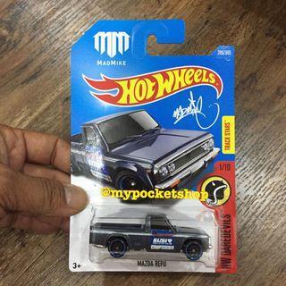 Hot Wheels MAZDA REPU PICKUP (Mad Mike / HW Daredevils)