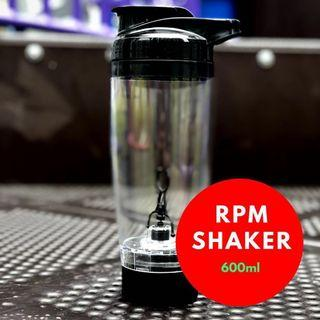 450ml / 600ml : Powered Protein Shaker From RPM
