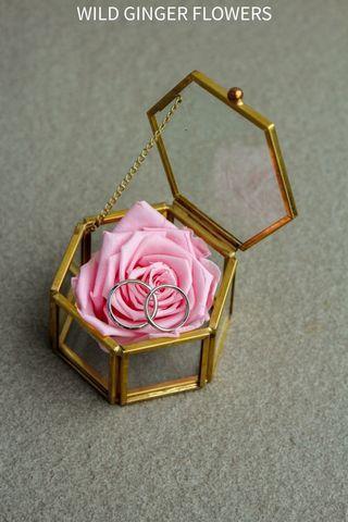 Wedding rings holder 🌸 ROM decor 🌸