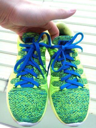 正品 Nike 耐吉 超輕量 運動鞋 編織鞋 跑步鞋