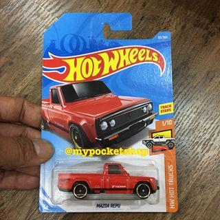 Hot Wheels MAZDA REPU PICKUP (Red / HW Hot Trucks)