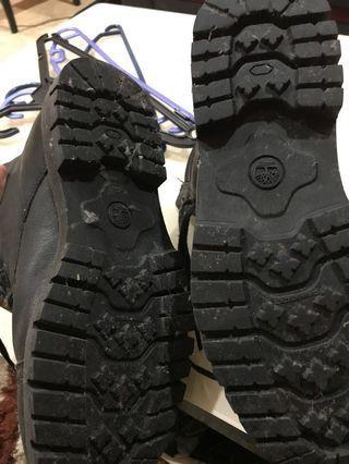 Timberland Original Boots (bukan bundle)