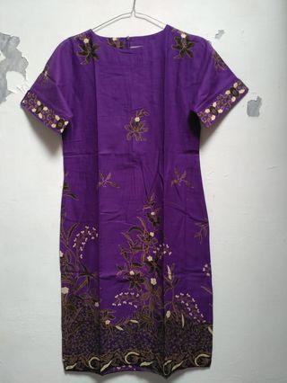 Dress Batik #ramadansale
