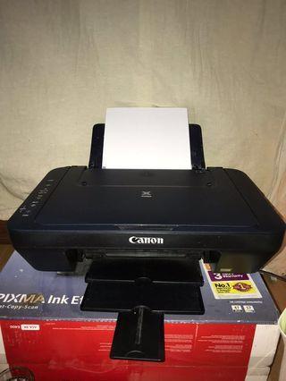 (REDUCED!) Printer Canon Pixma E400