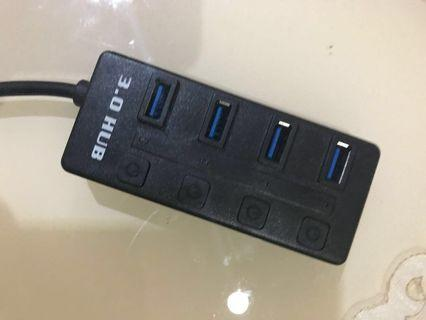 USB HUB 3.0 (fast)