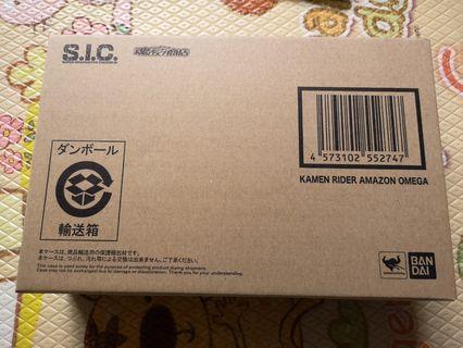 日魂 S.I.C. Kamen Rider Amazon Omega 幪面超人