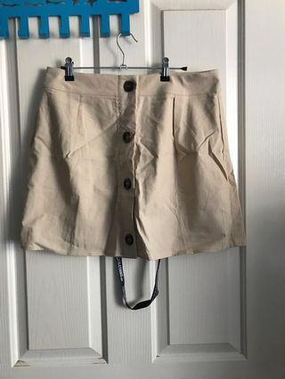 PLT Stone Mini Skirt Size 12