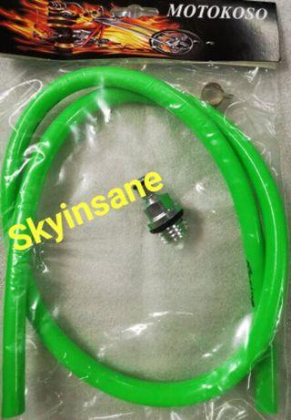 Y15ZR / LC135 / RS150 (MOTOKOSO) 4T Bypass Hose (ONLY FIT FOR HONDA & YAMAHA)