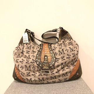 Women's Shoulder Bag - Brown