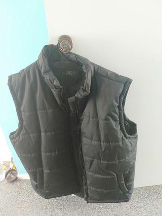 mens winter puffer vest