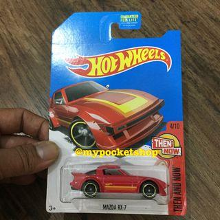 Hot Wheels MAZDA RX-7 (Red / Kmart Exclusive)