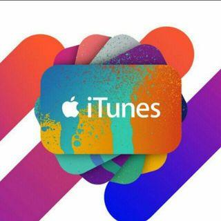 S>iTunes Gift Card (SGD & USD)