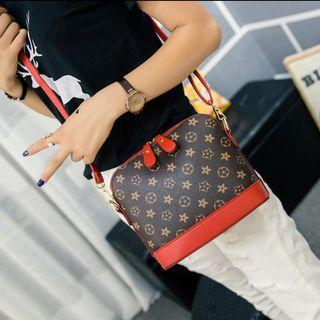 Women Sling Bag (Red)