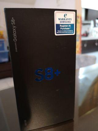 Samsung Galaxy S8+ 64GB
