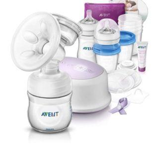 Philips Avent Breast Pump With Support Kit