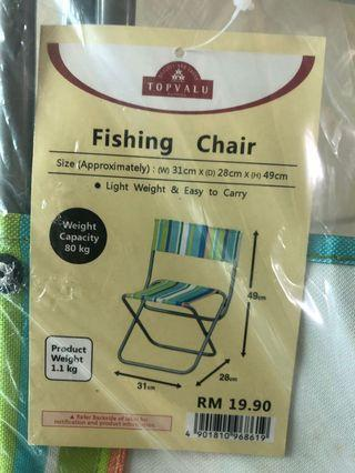 🚚 Fishing / Foldable Chair - Mini (For 2)