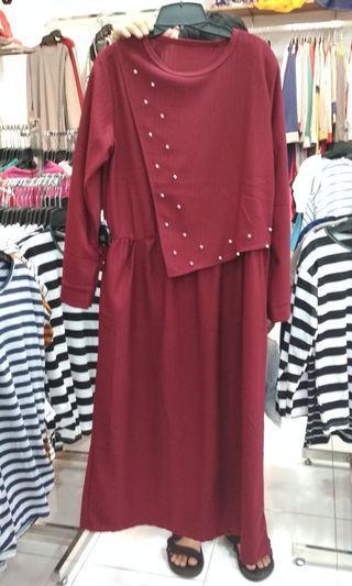 Nabila Dress #bapau