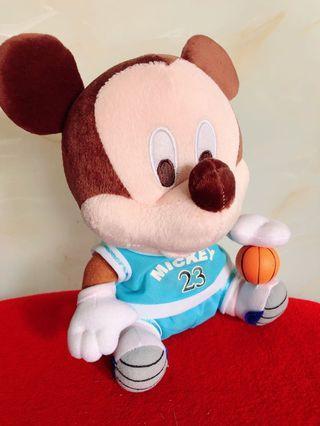 🚚 米奇打籃球