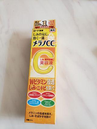 日本樂敦CC美容液