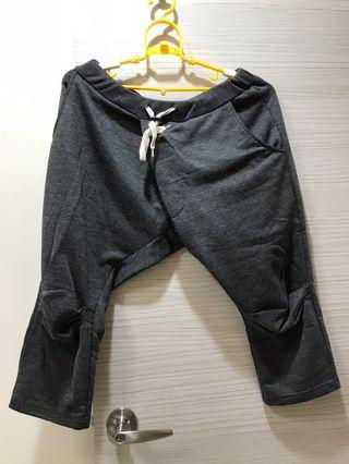 Fifty percent 寬褲