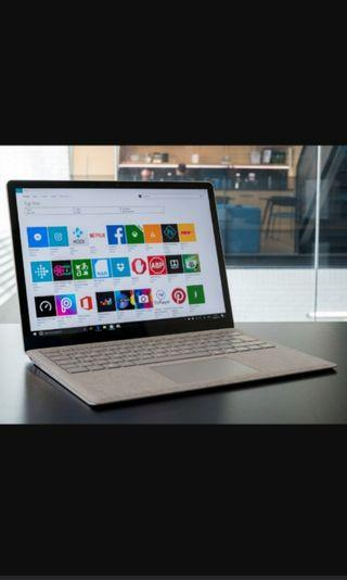 "Microsoft Surface Laptop 13.5"" Touchscreen"