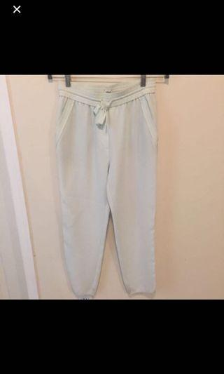 Lime green Wilfred pants