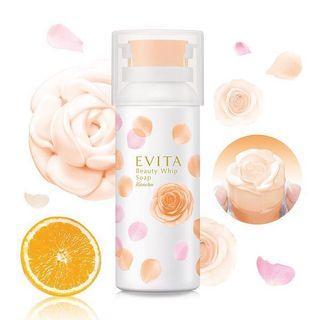 EVITA 艾薇塔 玫瑰泡沫潔顏慕斯[玫瑰&柑橘茶香]夏日限定版