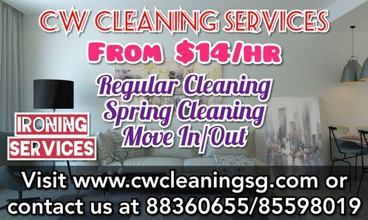 Professional House Cleaning & Ironing