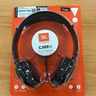 JBL CS300SI On Ear Wired Headphones / Headphone JBL Murah