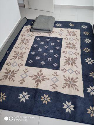 Carpet karpet nipis 2 unit