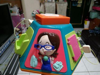 🚚 日本people 多功能益智玩具