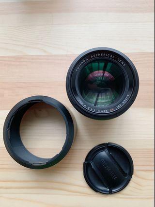 Fujifilm XF 56mm F1.2