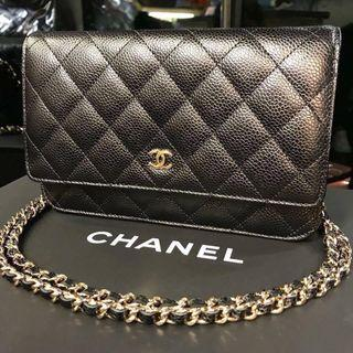 Chanel wallet on chain WOC 26 Series