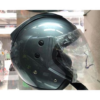 NOVA helmet Metallic Grey - Brand New / Instock