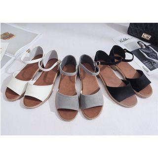 READY STOCK💝 Roma High Heel Kasut Tinggi Sandal Slipper Shoe Lawa SH1 RM23
