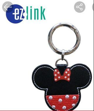(Item being reserved  because today first day of sale, item not received yet)Minnie ez link charm
