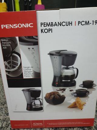 Coffeemaker and Juicer
