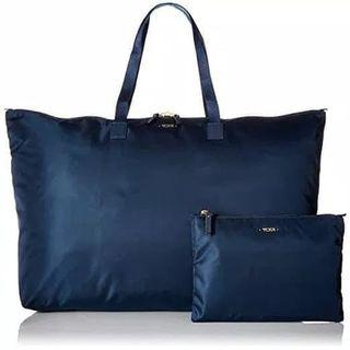 Tumi Travel Duffel Navy